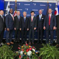 삼성전자 미국 가전 공장 가동 시작