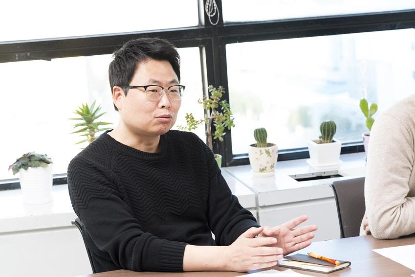 허영채(삼성전자 글로벌CS센터 제품환경팀, 위 사진)씨