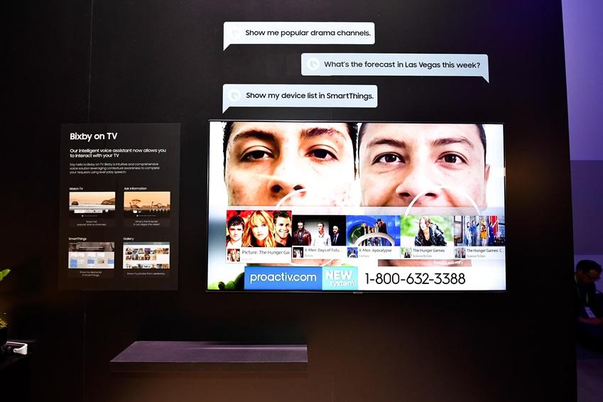 삼성 스마트 TV / Bixby on TV