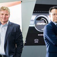CES 2018에서 처음 선보인 삼성과 하만의 '자율주행 기술', 그 주역을 만나다