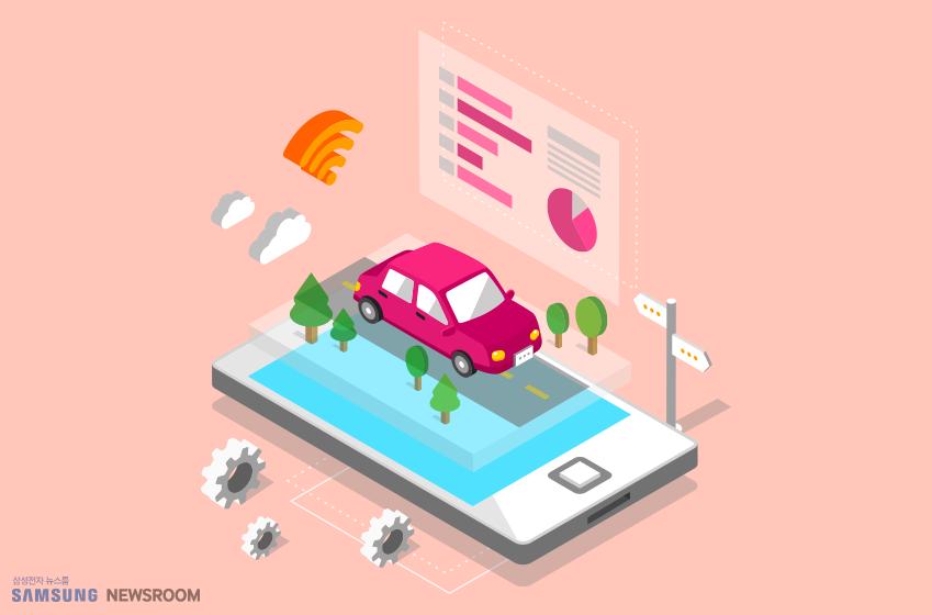 자율주행 자동차가 운행 전 주행에 필요한 데이터를 획득할 수 있다면 매우 좋을 것이다