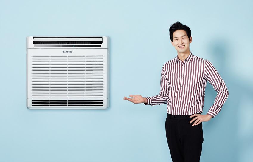 벽걸이형 공기청정기 '블루스카이 4000'