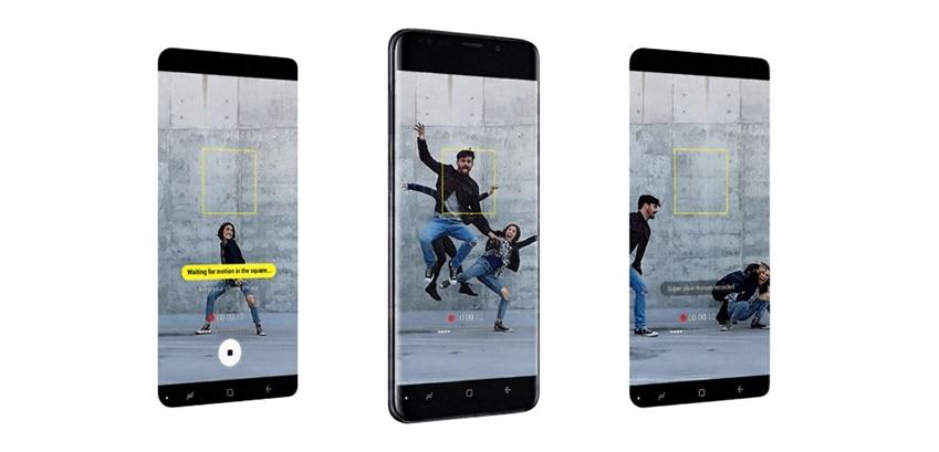 갤럭시 S9, S9+ 초고속 카메라