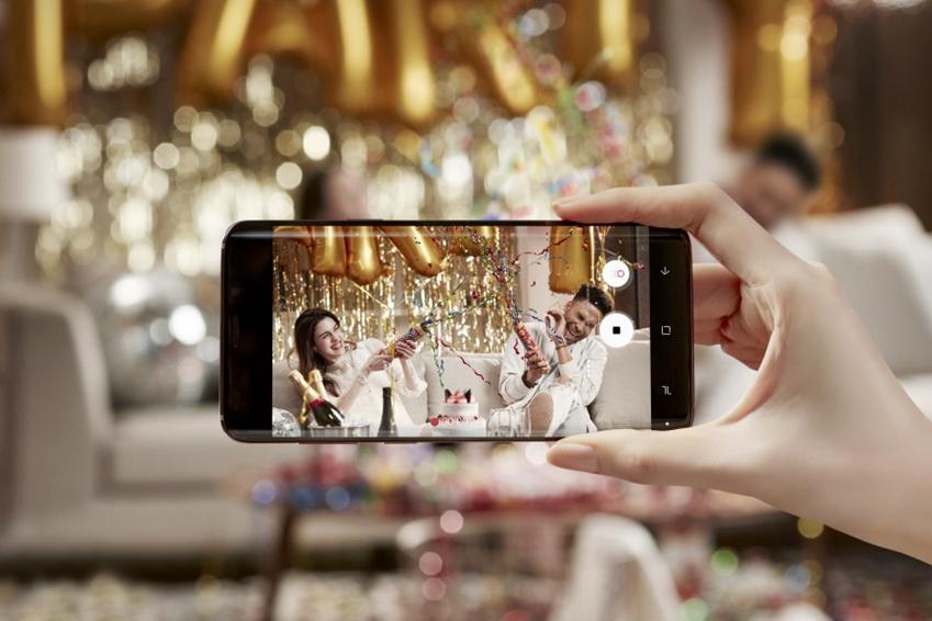 갤럭시 S9, S9+ 슈퍼 슬로우 모션