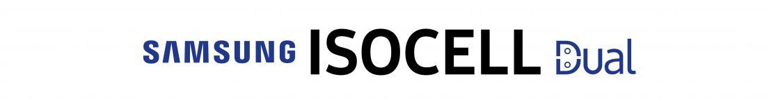 삼성전자 이미지센서 'ISOCELL DUAL' 브랜드 로고