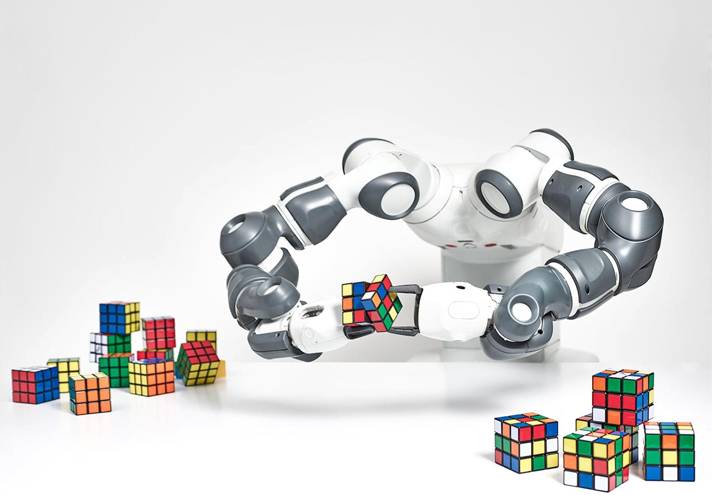 ▲바이캐리어스의 신경과학 기반 AI 로봇 이미지 (바이캐리어스의 2017년 '삼성CEO서밋' 발표내용 보러가기: https://youtu.be/5yQGjwDmsT4)