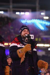 2018 평창 동계 올림픽 개막식 미국