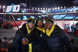2018 평창 동계 올림픽 개막식 자메이카
