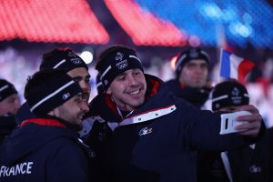 2018 평창 동계 올림픽 개막식 프랑스