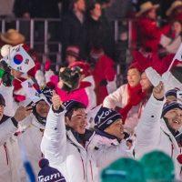 갤럭시 노트8, 2018 평창 동계패럴림픽 개막식 빛내