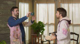 슬로모 가이즈(The Slow Mo Guys), 갤럭시 S9 슈퍼 슬로우 모션의 순간 포착을 말하다