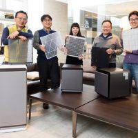 '필터∙무풍∙디자인' 그뤠잇! 공기청정기 '삼성 큐브' 개발 스토리