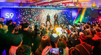 삼성전자, '갤럭시 S9'·'갤럭시 S9+' 출시 기념  '갤럭시 팬 파티(Galaxy Fan Party)' 성황리 진행