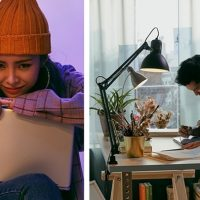 하나의 Pen, 두 개의 작업 '헤이즈x마크의 노트북 Pen'