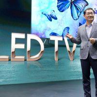 삼성전자, 2018년형 QLED TV 국내 출시