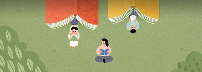 세계책의 날, 삼성 임직원들의 독서 취향은요