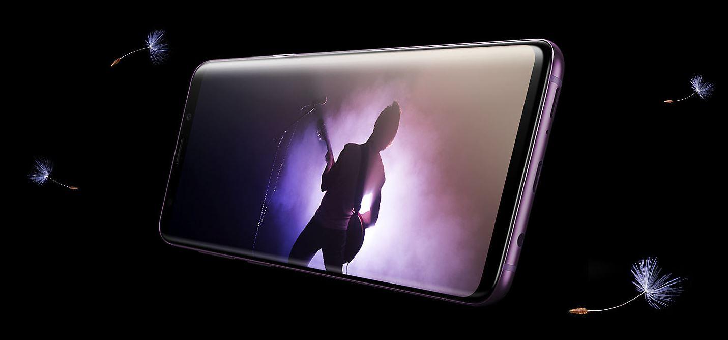 갤럭시 S9의 스피커