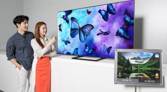 삼성전자 QLED TV 全 모델, 독일 VDE로부터 '컬러볼륨 100%' 검증