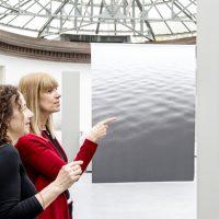 삼성 '더 프레임', 밀라노에서 구본창의 사진 작품 담는다