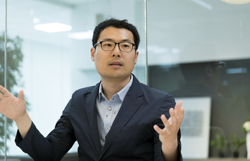 삼성전자 생활가전사업부 UX혁신파트 홍승우 씨