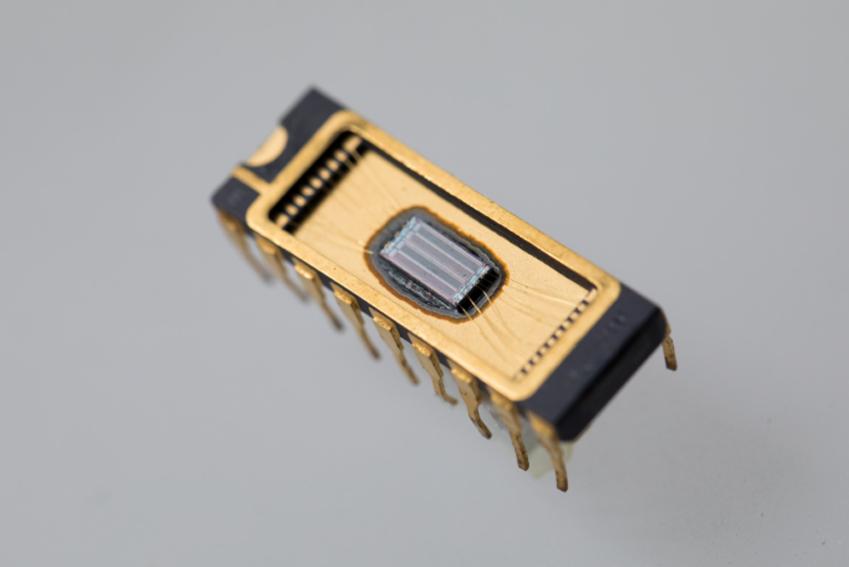 64kb 반도체 칩
