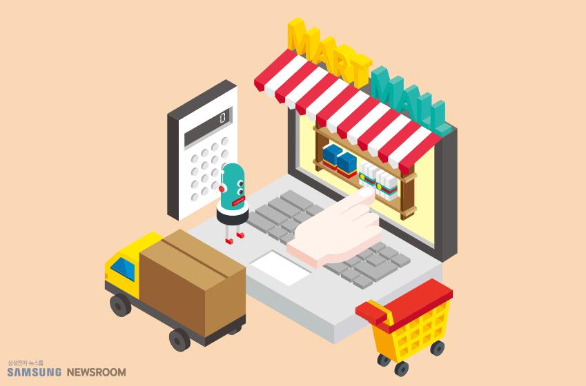 가상현실이 적용된 전자상거래(e-commerce) 시장