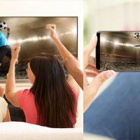 'TV? 모바일?', 지구촌 스포츠 축제를 더 스릴 있게 즐기는 방법