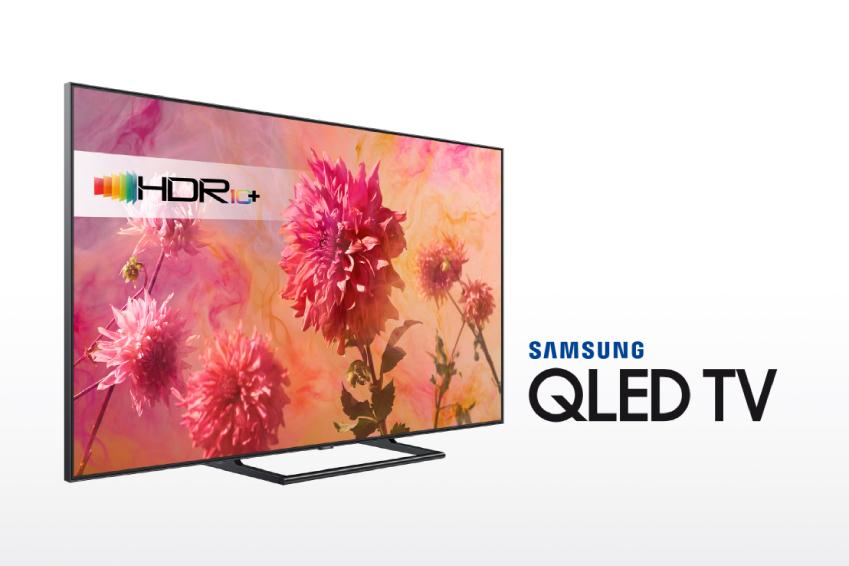 삼성전자의 2017년형·2018년형 QLED TV와 UHD 전 라인업에 적용된 'HDR10+'는 삼성전자가 개발한 차세대 영상 표준 규격 기술로 매 장면마다 밝기와 명암비를 최적화해 영상의 입체감을 높여 주는 최신 HDR 규격이다.