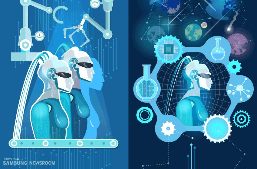 불과 60여 년간 인공지능은 '무협지에서나 가능할 법한' 부침을 겪으며 점진적으로 발전해왔다.