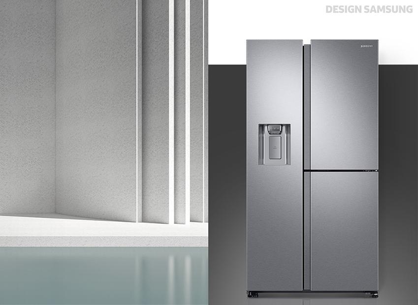 플랫 디자인 냉장고