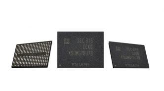 삼성전자, 세계 최초 '5세대 V낸드' 양산