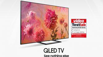 삼성 QLED TV, 獨 평가기관서 '번인·잔상 프리' 입증