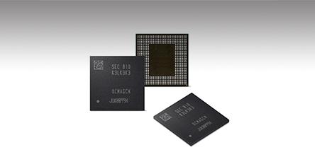 삼성전자, 세계 최초 '8Gb LPDDR5 D램' 개발
