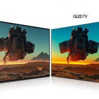 '퀀텀닷'으로 잔상 없이 오래…삼성 QLED TV, '번인 프리' 인증 비결은