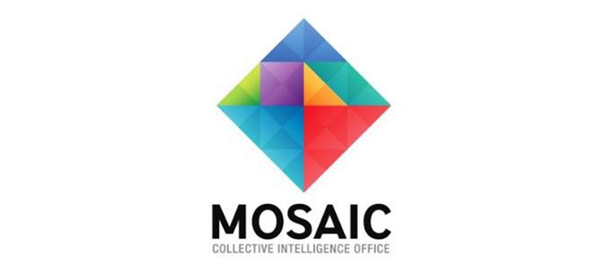 mosaic 로고