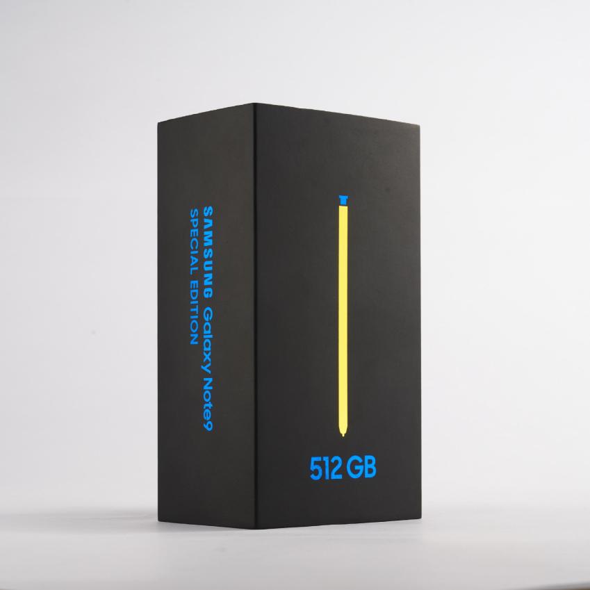'갤럭시 노트9 512GB 스페셜 에디션' 제품 이미지