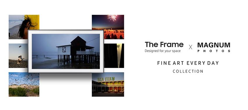 삼성전자가 세계적인 사진작가 그룹, '매그넘 포토스(Magnum Photos)'와 손잡고 관련 작품을 라이프스타일 TV, '더 프레임'에 선보인다. 이 작품들은 유럽 최대 가전 전시회인 'IFA2018'의 개막 전날인 8월 30일부터 삼성 '아트 스토어'에 추가되며, 2018년형 '더 프레임' 풀 라인업이 IFA에 전시되면서 해당 작품들은 관람객들에게도 선보일 예정이다.