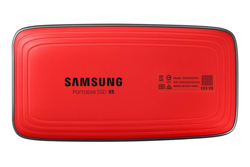 삼성전자, 포터블 SSD 'X5'