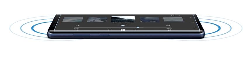 갤럭시 노트9 음향시스템