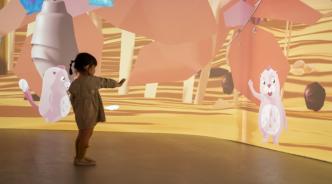 """""""크로크로가 박물관에 나타났다""""... '거꾸로 숲의 키즈모드'"""