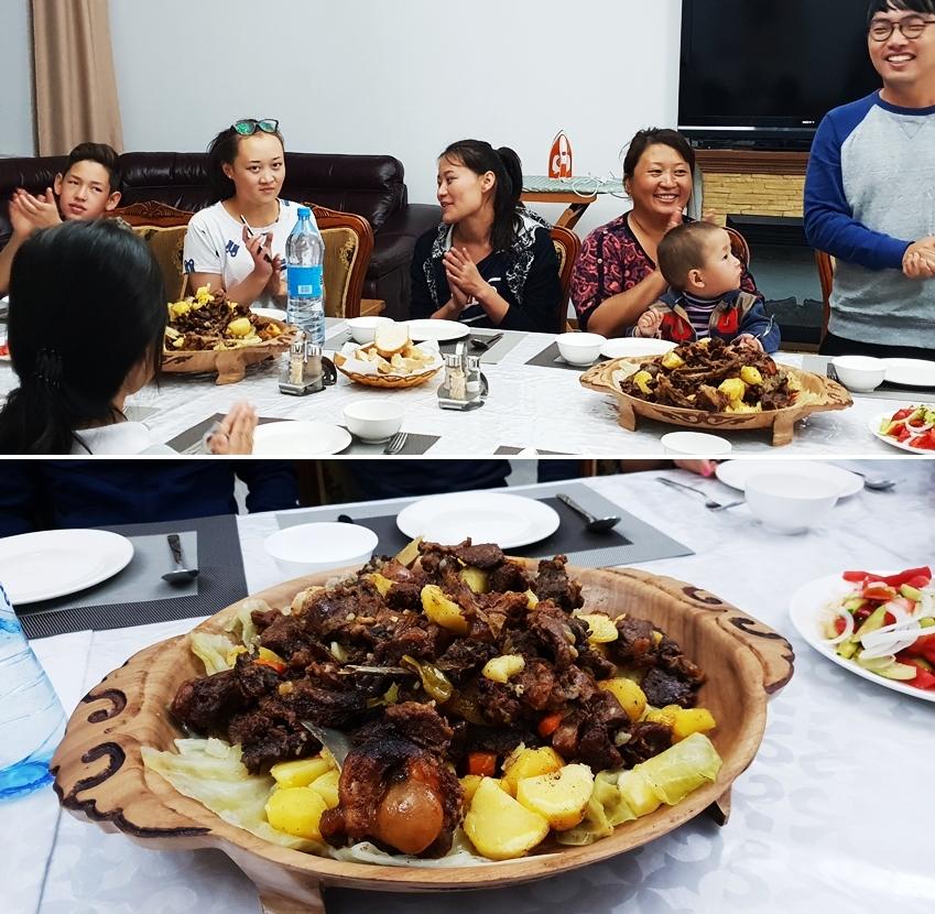 카자흐스탄 전통요리