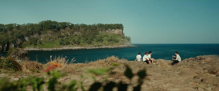 별리섬의 한장면