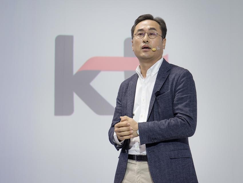 KT 유무선사업본부 인터넷사업담당 원성운 상무