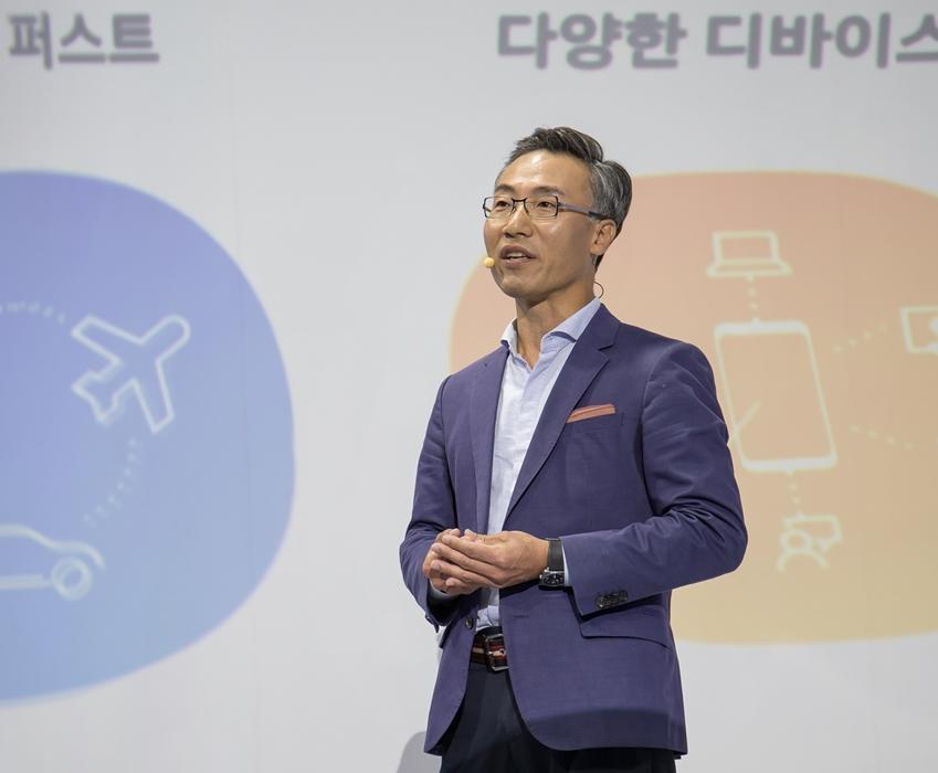 한국 마이크로소프트 디바이스 영업본부 채준원 전무