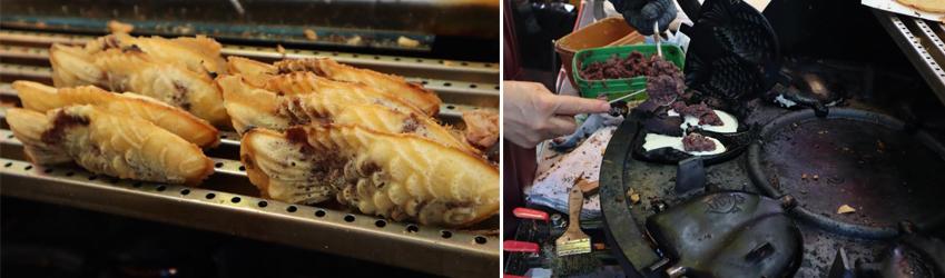 팥소 가득한 붕어빵을 만들려면 오른쪽 사진과 같은 틀(mold)이 반드시 필요합니다