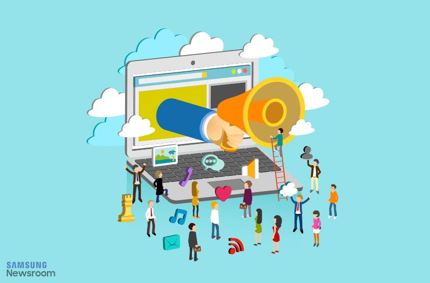 참여형 온라인 광고의 중요성