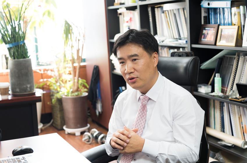 김일두(44) 한국과학기술원(KAIST) 신소재공학과 교수