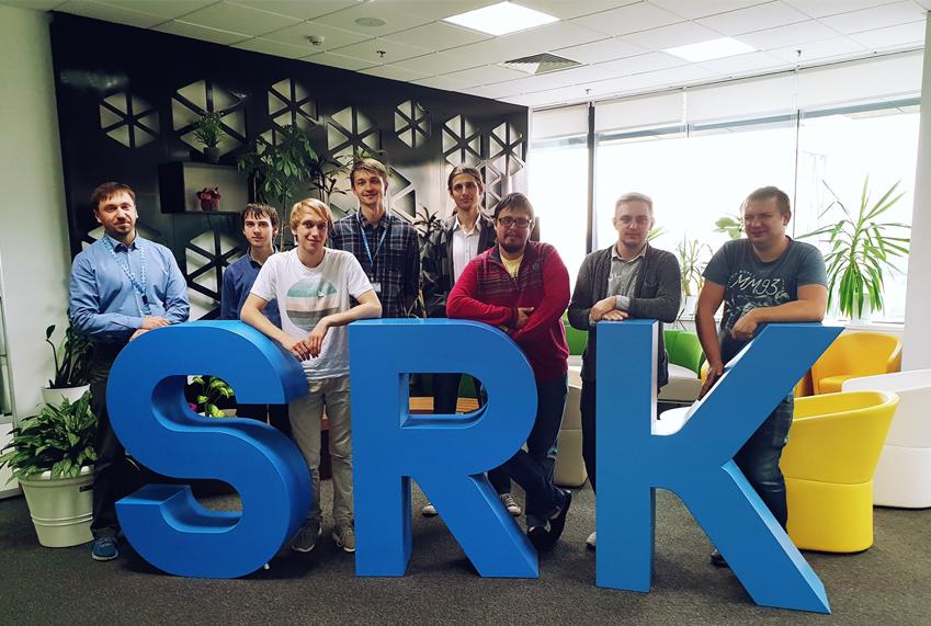 ▲ 삼성리서치 우크라이나연구소 팀