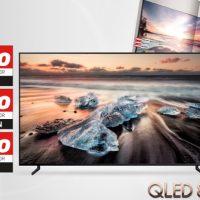 삼성, 'QLED 8K' TV, 독일서 역대 최고 평가 받아
