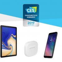 삼성전자, CES 2019 혁신상 휩쓸어